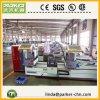 El doble dirige Mitre Saw para PVC Aluminio Perfil