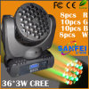 Mini 36*3W CREE LED Moving Head Beam Stage Light