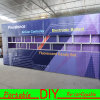 Изготовленный на заказ портативная многоразовая стойка индикации выставки торговой выставки