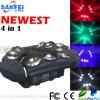 단계 9 눈 거미 LED 이동하는 맨 위 광속 바 빛 (SF-300D)