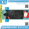 Commutersのための2016年のOnan Booster Motorized Skateboard