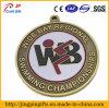 Metal su ordinazione Emblem Name Badge con Logo
