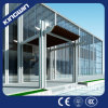 Erfinderisches Facade Design und Engineering - Point Supported Glazing Curtain Wall
