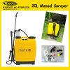 농업 Knapsack Sprayer, 20L Hand Operated Sprayer
