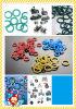 Rubber O-ring voor Pomp, Klep, Mechine, AutoDelen, de Verbinding van de Olie