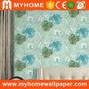2016 고급 새로운 자연적인 짜임새 PVC 비닐 벽 종이