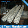 Bobbin di ceramica Radiant Tube Heater per Industrial Furnace
