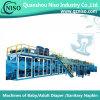 Máquina adulta del pañal de Inco del servocontrol con el CE (CNK300-SV)