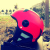 Goggles、Visor (MH-012)のスポーツHalf Face Helmet Match