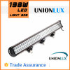 Doppio Row Super Bright 15000lm Solar Powered LED Offroad Light Bar