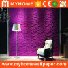 Purper Romantic 3D pvc Wall Panel voor Wall Decoration (WS20M5)