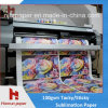 熱Press Sublimation StickyかTacky Sublimation Transfer Paper