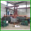 De horizontale Machine van het Ononderbroken Afgietsel van de Staaf van het Messing