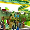 Patio tropical del parque de atracciones de la serie para la venta