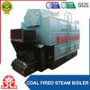 水平のチェーン火格子の蒸気発電機