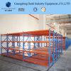 Scaffalatura d'acciaio industriale del metallo della mensola di memoria resistente del magazzino