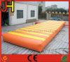 Pista di aria gonfiabile personalizzata, stuoia dell'aria di ginnastica
