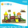 Спортивная площадка новых пластичных детей напольная ягнится серия замока игрушки (FQ-CL0261)