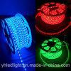 Luz de tira flexível do diodo emissor de luz com a decoração do Natal da opção de R/G/B/Y/W/Ww/P/RGB