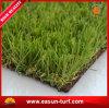Зеленая синтетическая трава для сада декоративного с высоким качеством