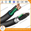 UL1277 StandardXhhw/PVC Typ mit industriellen Kabeln der Belüftung-Hüllen-2*14AWG