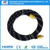Самый последний кабель нейлона HDMI для репроектора компьютера