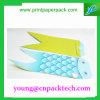 Bolsa de papel linda impresa color del pienso
