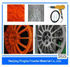 Rivestimento Thermoset anticorrosivo arancione/grigio della polvere