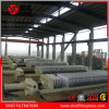 Filtre-presse enfoncé de membrane pour l'eau usagée métallurgique
