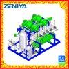 Unidade de condensação do compressor do parafuso/condensador de refrigeração água