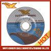 Qualitäts-abschleifender Ausschnitt DIS für Metall 115*3*22.2mm