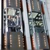 Elevador pessoal constante de alta velocidade dos elevadores da cabine de vidro