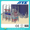 Proyecto de calidad superior de la producción de la prensa de la pelotilla de la biomasa de China