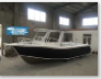 Boty bateau de pêche d'alliage d'aluminium de yacht d'alliage d'aluminium de 8.3 M/de bateau de pêche maritime d'océan/barge de travail