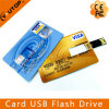 Hot carta di credito personalizzata USB Flash Drive (YT-3101)