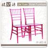 PlastikChiavari Hochzeits-Bankett-Stuhl (JY-J01-8)