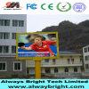 Im Freien farbenreicher bekanntmachender Bildschirm LED-P10