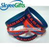 Wristband promozionale del silicone dei 2017 regali per i ventilatori della stella