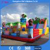 Grande parco di divertimenti gonfiabile di salto gonfiabile di Moonwalk del campo da giuoco della trasparenza