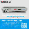 16e1+4eth Pdh Multiplexer Chassis Type