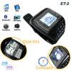 コンパスの/Mobileの腕時計(ET-2)が付いている二重SIMの腕時計の電話