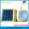 2W rombante Shenzhen Solar Lantern con 3.5W Solar Charger