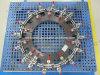 Gabarit personnalisé et dispositif de laser de commande numérique par ordinateur de précision