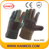 Handschoenen van de Veiligheid van het Werk van het Leer van het Meubilair van de Zweep van de regenboog de Industriële (31011)