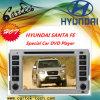 Nuevo Santa Fe reproductor de DVD especial del coche de Hyundai