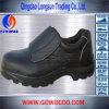 Lace-up浮彫りにされた革方法安全Shoes/Footwear (GWRU-1003)