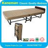 Экстренная кровать с складывая тюфяком пены (KMET02)