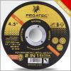 A60 dischi sottili eccellenti di taglio di Tbf 41 Pegatec 5  per acciaio ed acciaio inossidabile 1.0/1.6mm