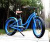 Aluminiumlegierung-Schnee-elektrisches Fahrrad für Verkauf
