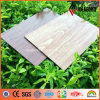 3-6mm Walnut Wood Color Anti-Abrasion Aluminum Composite Panel